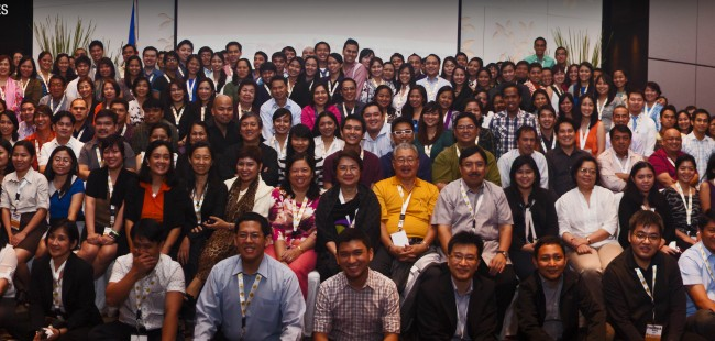 Delegates to the 53rd Annual ASP Convention at the Radisson Blu Hotel, Cebu